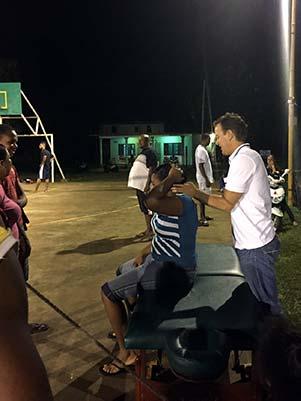Chiropractor Atascadero CA Dr. Darren Hart Global Adjustment - Nicaragua